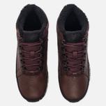 Мужские кроссовки New Balance HL754BB Burgundy/Black фото- 4