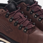 Мужские кроссовки New Balance HL754BB Burgundy/Black фото- 5