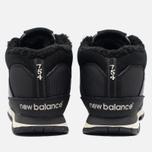 Мужские зимние кроссовки New Balance HL754BN Black/White фото- 3