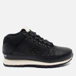 New Balance HL754NN Men's Sneakers Black/White photo- 0