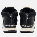 New Balance HL754NN Men's Sneakers Black/White photo- 5