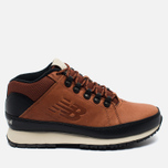 Мужские кроссовки New Balance HL754TB Brown/Black/White фото- 0