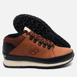 Мужские кроссовки New Balance HL754TB Brown/Black/White фото- 1