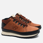 Мужские кроссовки New Balance HL754TB Brown/Black/White фото- 2