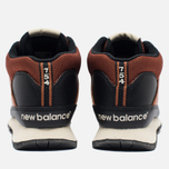 Мужские кроссовки New Balance HL754TB Brown/Black/White фото- 5