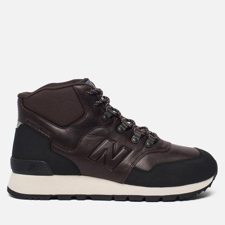 Мужские зимние кроссовки New Balance HL755BR Brown