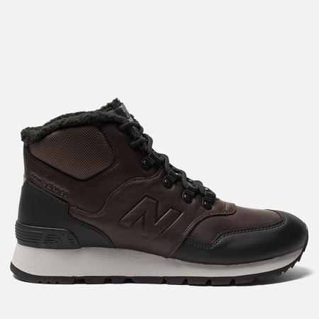Мужские кроссовки New Balance HL755MLC Brown/Black/White