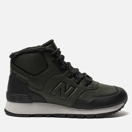 Мужские кроссовки New Balance HL755MLE Green/Black/White