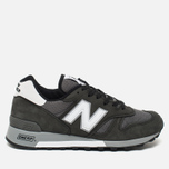 Мужские кроссовки New Balance M1300 Heritage Black/Grey фото- 0