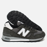 Мужские кроссовки New Balance M1300 Heritage Black/Grey фото- 2