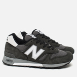 Мужские кроссовки New Balance M1300 Heritage Black/Grey фото- 1