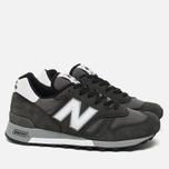 New Balance M1300 Heritage Men's Sneakers Black/Grey photo- 1