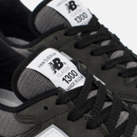 New Balance M1300 Heritage Men's Sneakers Black/Grey photo- 5