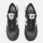 Мужские кроссовки New Balance M1300 Heritage Black/Grey фото- 4