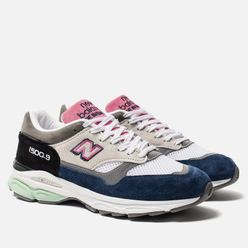 Мужские кроссовки New Balance M15009FR White/Navy/Black