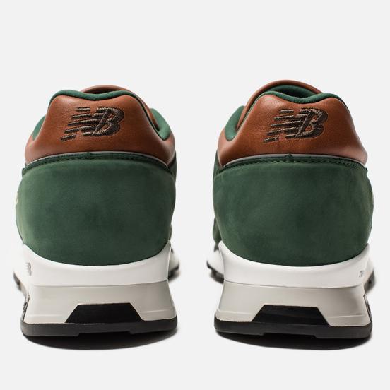 Мужские кроссовки New Balance M1500GT Forrest Green/Tan/Brown