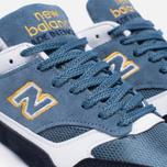 Мужские кроссовки New Balance M1500NBW White/Grey фото- 5