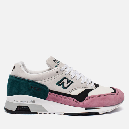 Мужские кроссовки New Balance M1500PFT Flamingo Pack White/Pink