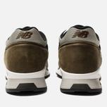 Мужские кроссовки New Balance M1500TGG Green/Black фото- 3
