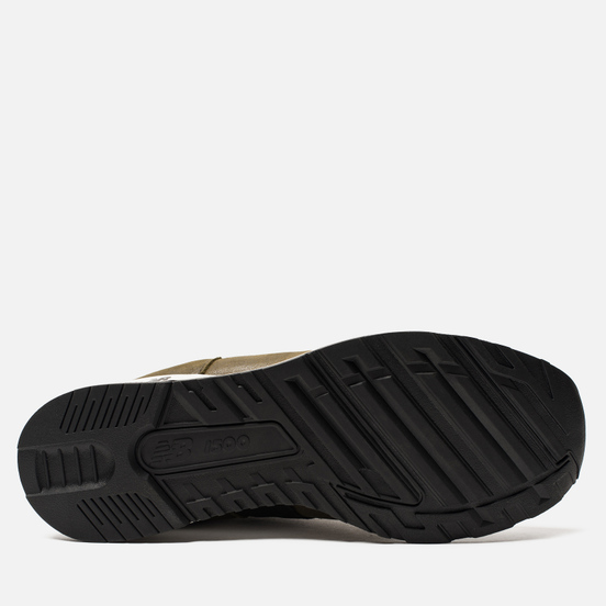 Мужские кроссовки New Balance M1500TGG Green/Black