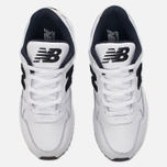 Мужские кроссовки New Balance M530ECB Elite Edition White/Black фото- 4