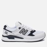 Мужские кроссовки New Balance M530LGA White фото- 0