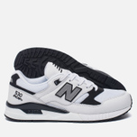 Мужские кроссовки New Balance M530LGA White фото- 1