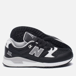 Мужские кроссовки New Balance M530LGB Black фото- 1