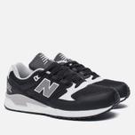 Мужские кроссовки New Balance M530LGB Black фото- 2