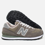 New Balance M574GS Sneakers Grey/Silver/White photo- 2