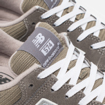 New Balance M574GS Sneakers Grey/Silver/White photo- 5