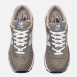 New Balance M574GS Sneakers Grey/Silver/White photo- 4