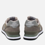New Balance M574GS Sneakers Grey/Silver/White photo- 3