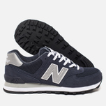 Мужские кроссовки New Balance M574NN Navy фото- 2