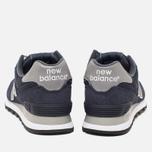 Мужские кроссовки New Balance M574NN Navy фото- 3