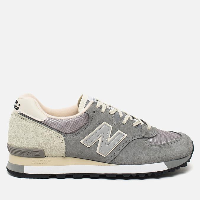Мужские кроссовки New Balance M575GRW Grey