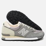 Мужские кроссовки New Balance M575GRW Grey фото- 2