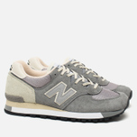 Мужские кроссовки New Balance M575GRW Grey фото- 1
