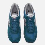 Мужские кроссовки New Balance M575SNB Aquamarine фото- 4