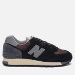 Мужские кроссовки New Balance M575SNR Black фото- 0