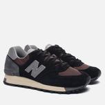 Мужские кроссовки New Balance M575SNR Black фото- 2