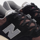 Мужские кроссовки New Balance M575SNR Black фото- 5