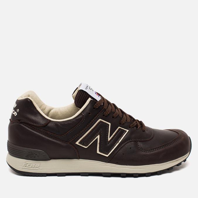 Мужские кроссовки New Balance M576CBB Brown