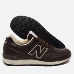 Мужские кроссовки New Balance M576CBB Brown фото- 2