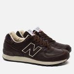 Мужские кроссовки New Balance M576CBB Brown фото- 1