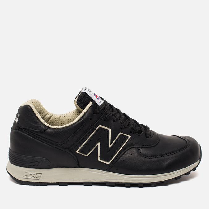 New Balance M576CKK Men's Sneakers Black