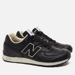 Мужские кроссовки New Balance M576CKK Black фото- 1