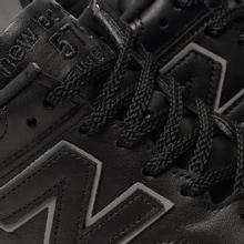 Мужские кроссовки New Balance M576KKL Black фото- 3