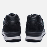 Мужские кроссовки New Balance M576LKK Grain Leather Black фото- 3