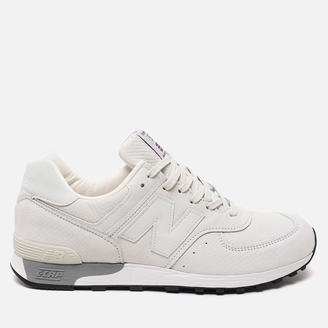 New Balance M576NRW Reptile Men's Sneakers Off White